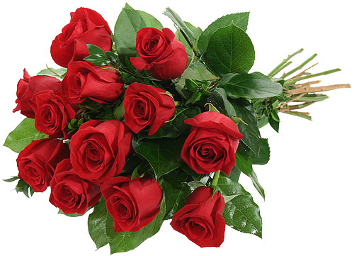 Red rose bouquet on time arrangements for Images of bouquets of roses